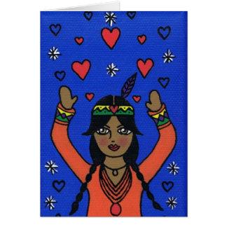 L'amour del propage de Ehawee Tarjeta Pequeña