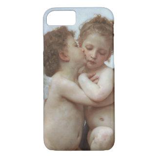 L'Amour et Psyche enfants by William A. Bouguereau iPhone 7 Case