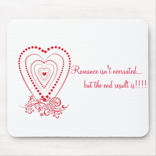 L'amour Mousepad