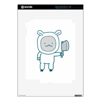 Lamp Chop iPad 2 Skins