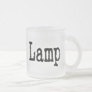 Lamp Coffee Mugs