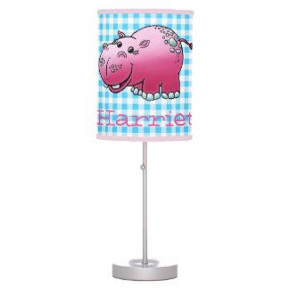 Lamp, Custom Name Desk Lamp