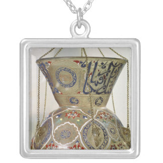 Lamp, from the Mosque of Sultan Hasan, Cairo Necklace