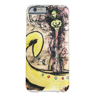 Lamp Genie iPhone6 case Barely There iPhone 6 Case