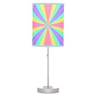 Lamp - Groovy Radiant Rainbow