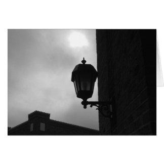 Lamp Light, card