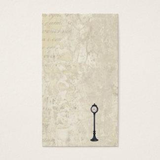 LAMP POST CALLING CARDS