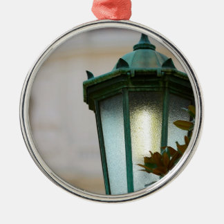 Lamp Post Metal Ornament