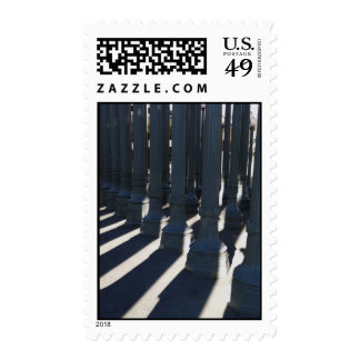Lamp posts stamps