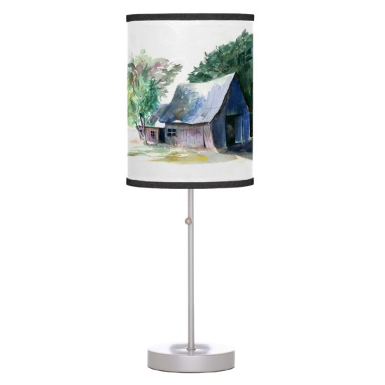 Lamp - Rural Barn