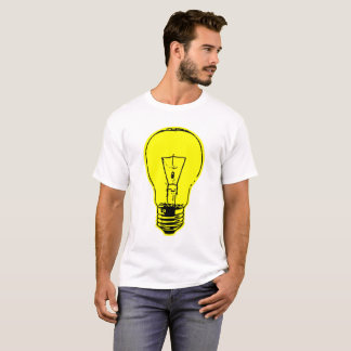 Lamp Yellow 11.17 T-Shirt