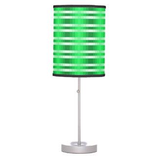 Lámpara 10 del diseño del color del verde de musgo