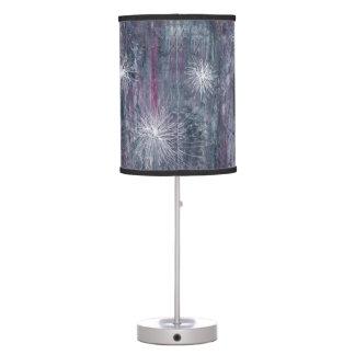 Lámpara abstracta de la bella arte