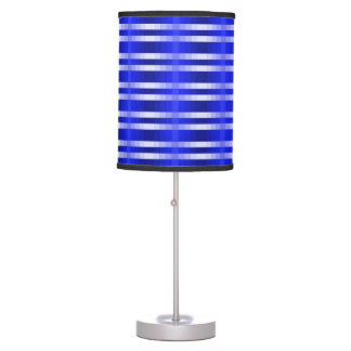 Lámpara azul marino 10 del diseño del color 3D