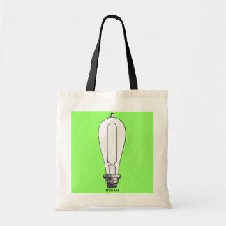 Lámpara de Edison Bolsa Lienzo