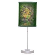 Lámpara de Forest Green