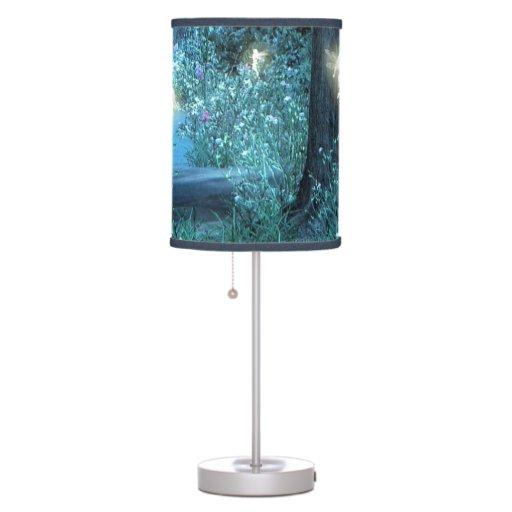 lámpara de hadas de la noche