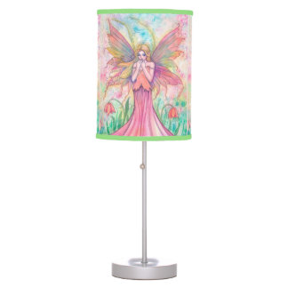 Lámpara de hadas del Wildflower lindo