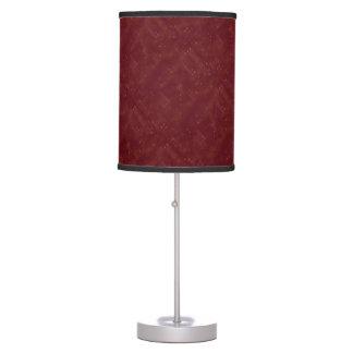 Lámpara de la alfombra roja
