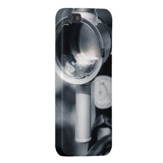 Lámpara de la cabeza del Lit del comino del iPhone 5 Carcasas