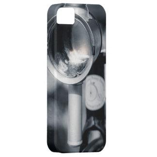 Lámpara de la cabeza del Lit del comino del iPhone 5 Fundas
