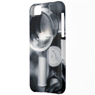 Lámpara de la cabeza del Lit del comino del peniqu Funda Para iPhone 5C
