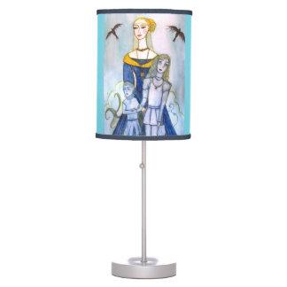Lámpara de la herencia