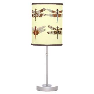 Lámpara de la libélula