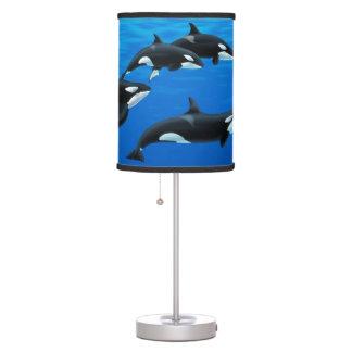 Lámpara de la orca de Orlando
