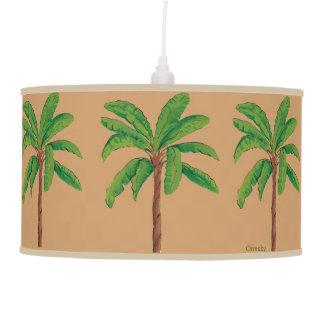 Lámpara de la palmera