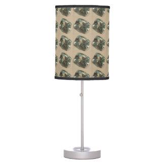 Lámpara de la piedra preciosa del Aquamarine
