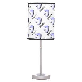 lámpara de Linux del gentoo