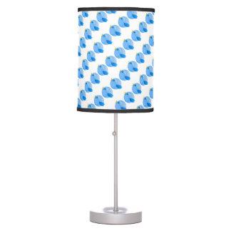 Lámpara de los Bluebirds - lámpara linda para el s