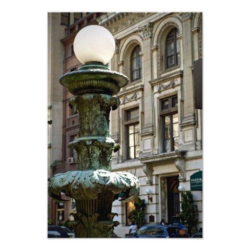Lámpara de Manhattan Cojinete