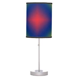 Lámpara de mesa abstracta de encargo