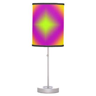 Lámpara de mesa abstracta de encargo del diseño