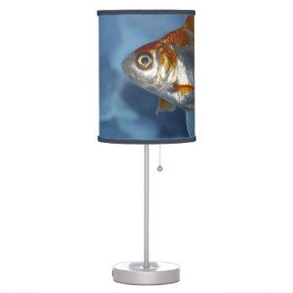 Lámpara de mesa anaranjada del Goldfish de Ryukin