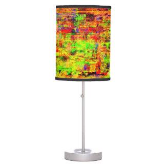 Lámpara de mesa caliente del viento