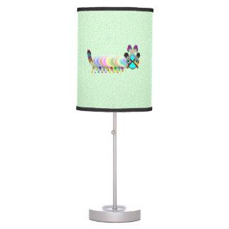 Lámpara de mesa de Katter Pella Caterpillar