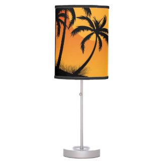 Lámpara de mesa de la diversión de la puesta del s
