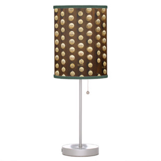 Lámpara de mesa de las paradas de órgano