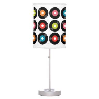 lámpara de mesa de registro 45s