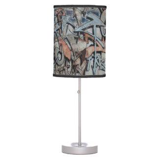 Lámpara de mesa del ~ de la PINTADA