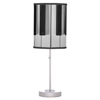 Lámpara de mesa del personalizado del teclado de