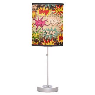 Lámpara de mesa del Zap-Auge-Prisionero de guerra