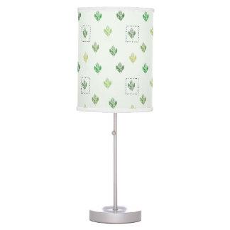 Lámpara de mesa descarada del sasafrás