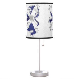 Lámpara de mesa Escocia por el highsaltire