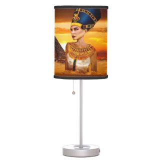 Lámpara de Nefertiti