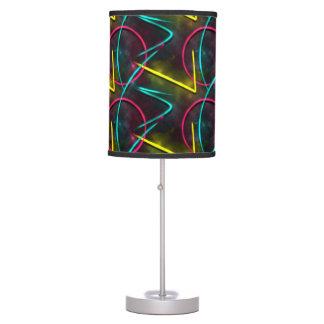 Lámpara de neón 80s