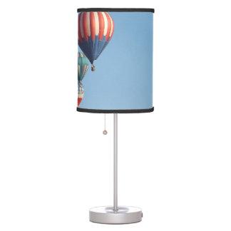 Lámpara de surgimiento de los globos
